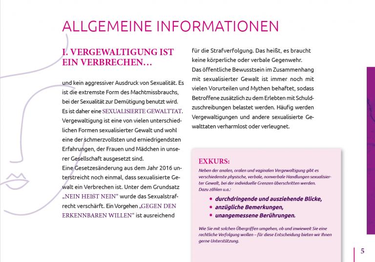 Allgemeine Informationen S.5
